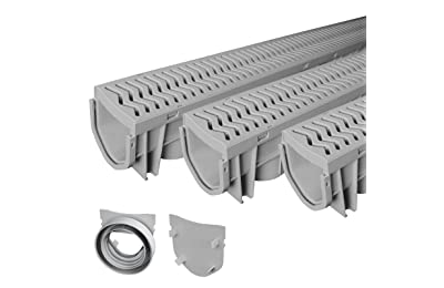 Best trench drains for driveways