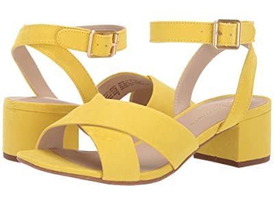 Seychelles Smell the Roses (Yellow/Suede) Women