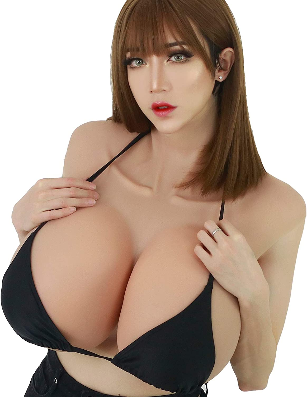Cosplay Fake Breasts