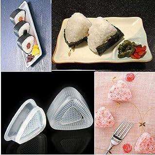 2 Stück Sushi Mold Onigiri Reis-ball Bento Presse Herstelle