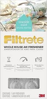 Filtrete WHAF-1-SM Whole House Air Freshener for HVAC Filter, Seaside Mist