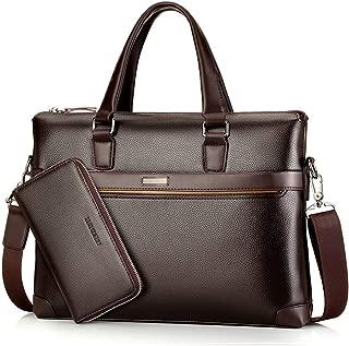 New Men's Handbag Briefcase, Diagonal Shoulder Bag Computer Bag Men's Business Bag