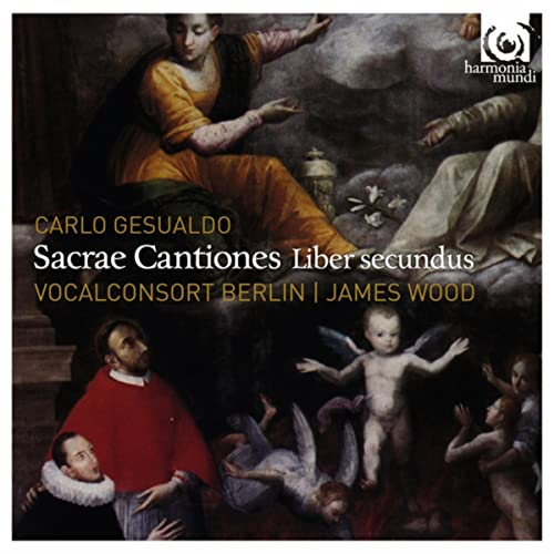 Gesualdo: Sacrae Cantiones Liber secundus