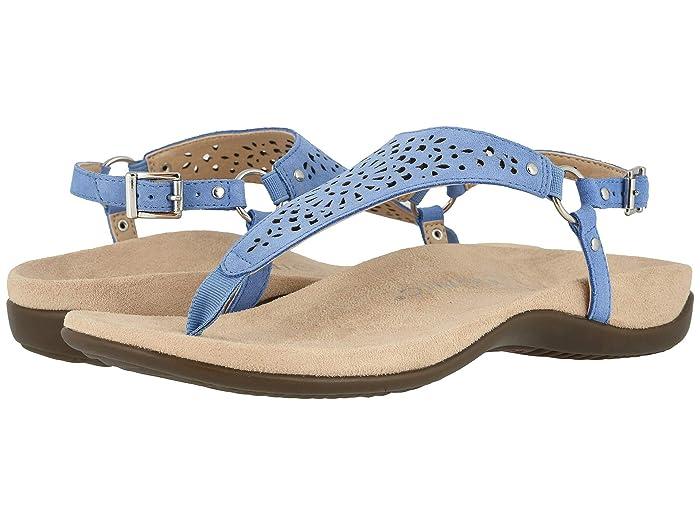 VIONIC  Kirra Perf (Periwinkle Suede) Womens  Shoes