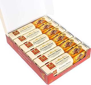 Frey Chocobloc Orange Bar -3.5 oz - 24 Pack Chocolates