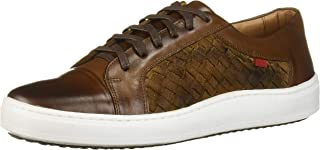 Men's Leather Made in Brazil Luxury Lace-up Weave Detail...