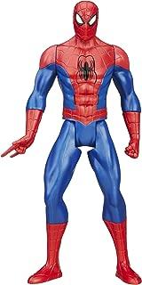 Ultimate Spider-Man Web Warriors Titan Hero Word-Slinging Spider-Man