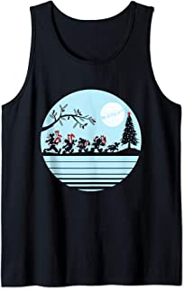 Mickey and Friends Holiday Gifts Silhouette Tank Top