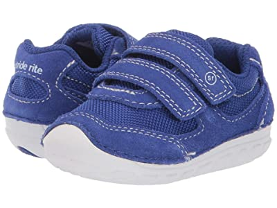 Stride Rite SM Mason (Infant/Toddler) (Blue 1) Boys Shoes