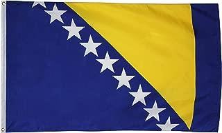 Bosnia & Herzegovina Flag (Pack of 50 Flags) 3' x 5'