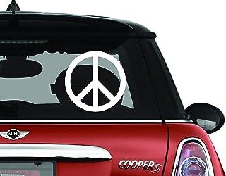 Peace Sign - Symbol Automotive Decal/Bumper Sticker