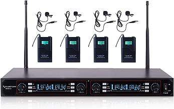 uhf transmitter and receiver circuit