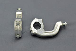 "Enduro Engineering Evolution Clamps Silver Renthal Fat Bar Neken Pro Taper 1 1/8"" Enduro Engineering"