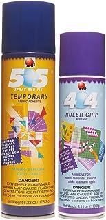 505 Basting Glue Plus 404 Ruler & Stencil Grip Adhesive