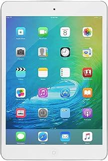 Apple iPad Mini 2 with Retina Display ME279LL/A (16GB, Wi-Fi, White with Silver) (Refurbished)