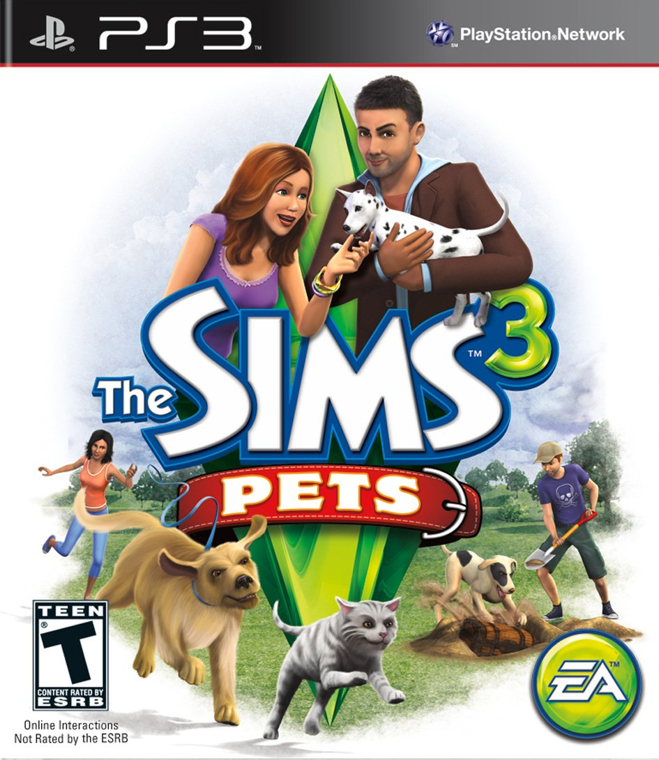 Electronic Arts The Sims 3 Pets, PS3 PlayStation 3 vídeo - Juego ...
