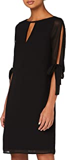 TRUTH & FABLE Vestito A-Line in Chiffon Donna
