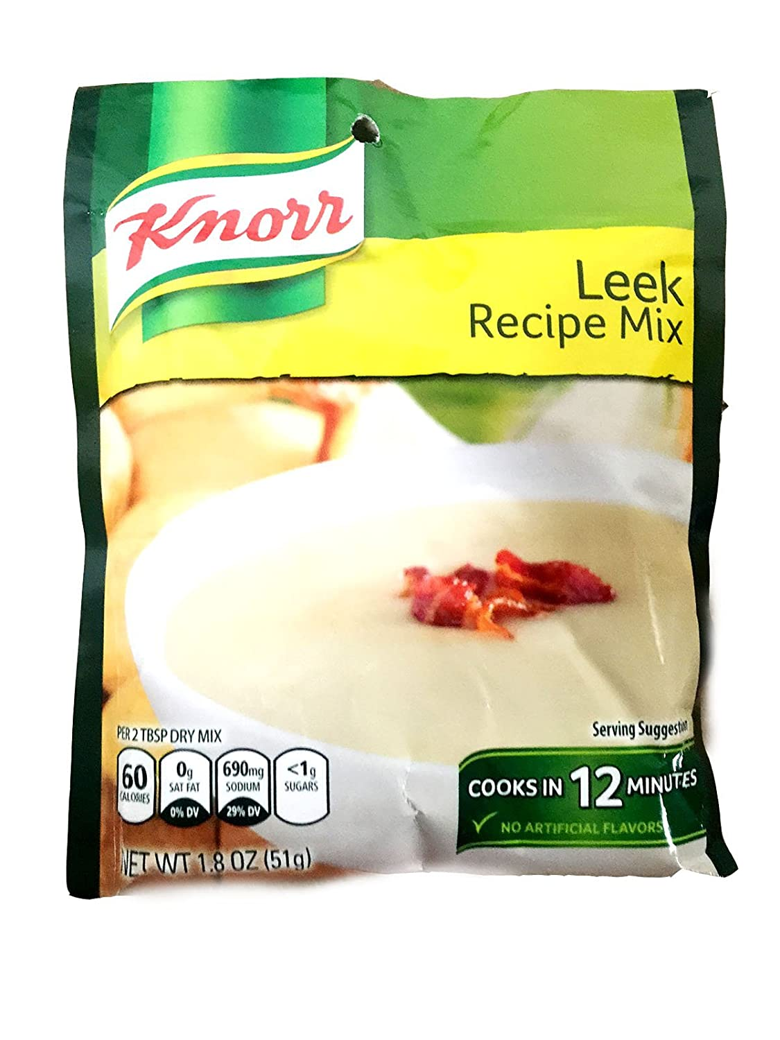 Recipe Classic New arrival Soup Leek - 6 1.8oz of Super beauty product restock quality top! Pack