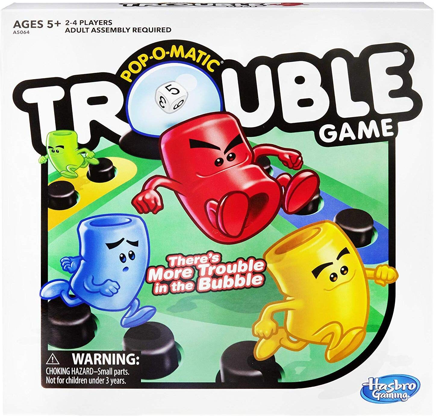 Hasbro A5064 Trouble Game