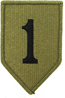 first infantry division patch