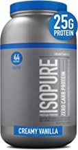 Isopure Zero Carb, Vitamin C and Zinc for Immune Support, 25g Protein, Keto Friendly Protein Powder, 100% Whey Protein Iso...