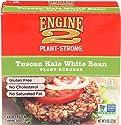 Engine 2, Tuscan Kale White Bean Plant Burgers, 3 ct, (Frozen)