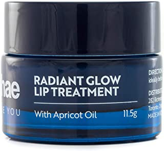 Sponsored Ad - Korean Lip Balm - 11.5-gram - Moisturizing Lip Treatment for Visibly Fuller Lips with Apricot Oil, Shea But...
