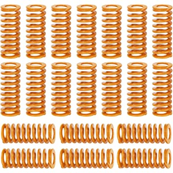 12pcs Impresora 3D Resortes Muelle de compresión Tornillo Carga ...