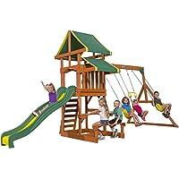 Backyard Discovery Tucson Cedar Wooden Swing Set + $153.50 Sears Credit