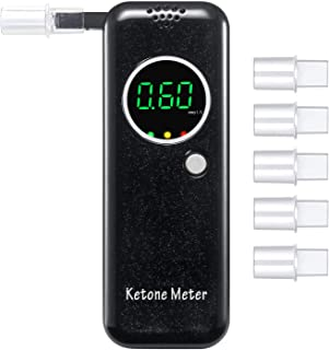GDbow Ketone Breath Testing Meter for Ketosis Testing for Personal Use