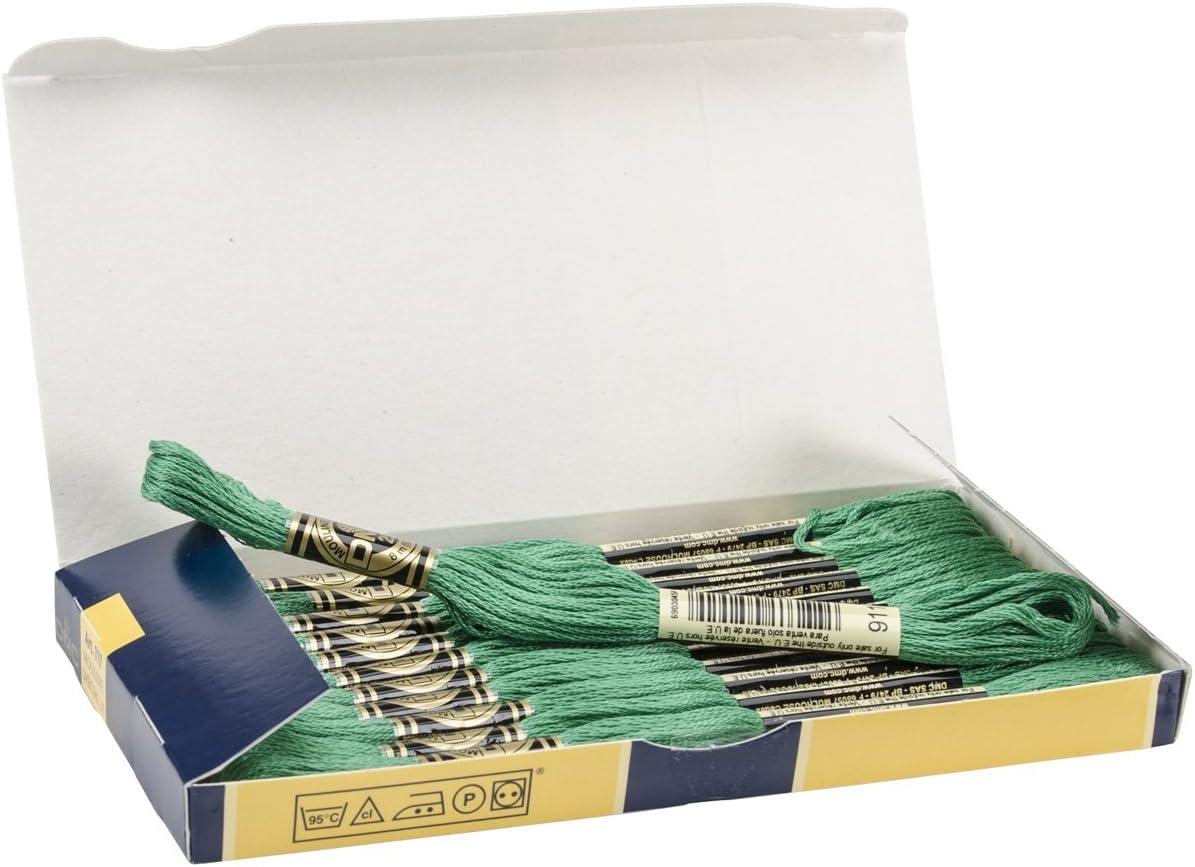 Max 41% OFF DMC Bulk Buy online shopping Thread 6-Strand Cotton Embroidery Yards 8.7 Medium