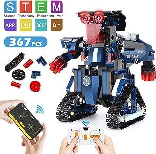 Building Robot,STEM Robot Toys for Kids, Building Toys RC...