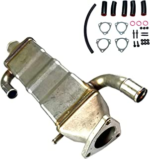 Intake Side EGR Cooler for 2008-2010 International/Navistar MAXXFORCE DT, 9, 10-5010874R92, 1876445C99, 4307362R91