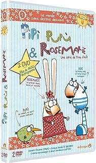 Pipì, Pupù et Rosemarie - Vol. 1 : Le monde sens dessus dessous [Francia] [DVD]
