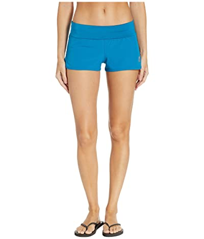 Roxy Endless Summer Boardshorts (Mykonos Blue) Women