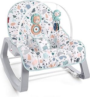 comprar comparacion Fisher-Price Hamaca con Vibraciones relajantes (Mattel GWD39)