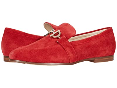 Cole Haan Modern Classics Loafer (Red Dahlia Suede) Women