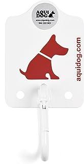 AQUIDOG® F1 Rojo para 1 Plaza - Soporte para LA Espera Temporal DE Mascotas Y Perros 2020
