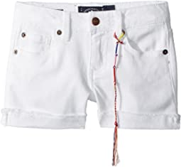 Lucky Brand Kids Jenna Colored Stretch Shorts (Little Kids)
