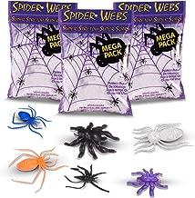 Halloween Spider Webs & Webbing