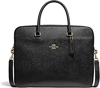 COACH Laptop Bag (Black)