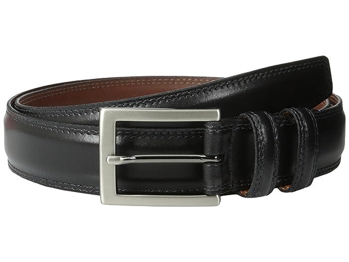 Torino Leather Co. 32MM Aniline Leather (Black) Men