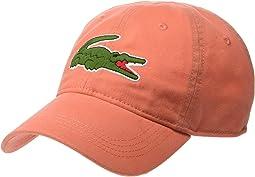 """Big Croc"" Gabardine Cap"