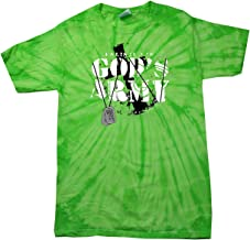 Christian T-Shirt Enlisted in God's Army