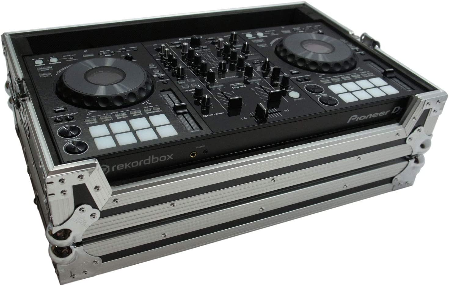 Harmony 返品交換不可 HCDDJ800 Flight Glide DJ Case Custom with 2020 Pio Compatible