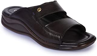 Liberty Coolers 2013-302-Brown Mens Formal Slippers