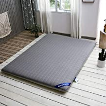 Traditional Japanese Tatami,Futon Mattress Topper Pad,Foldable Soft Durable Mattress,Floor Mattress Mat Used for Boys Girl...