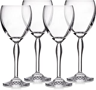 Marquis By Waterford 40030446 Ventura All Purpose Wine Set/4, 12 oz, Clear