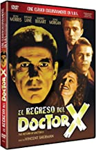 The Return of Doctor X NON-USA FORMAT, PAL, Reg.0 Spain