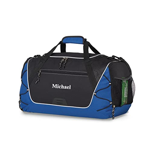 1d348707c344 Personalized Sports Duffel Bag – Gym, Fitness, Workout, Travel, Camping Bags  for